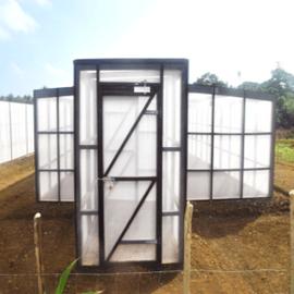 The Pre Entry Quarantine Coconut Nursery, Misima Island