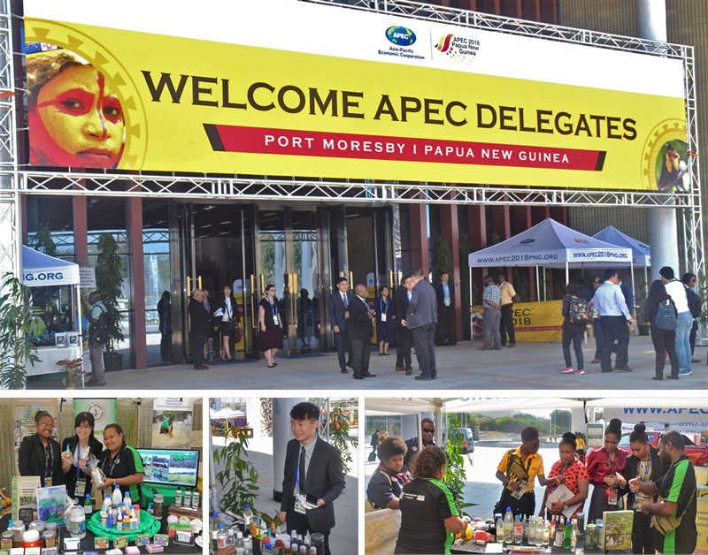 APEC Food Security Week August 4th – 10th