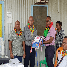 HACCP Certified – PNG Coconut SMEs
