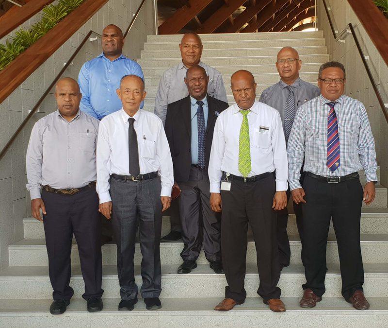 65th KIK Board Meeting